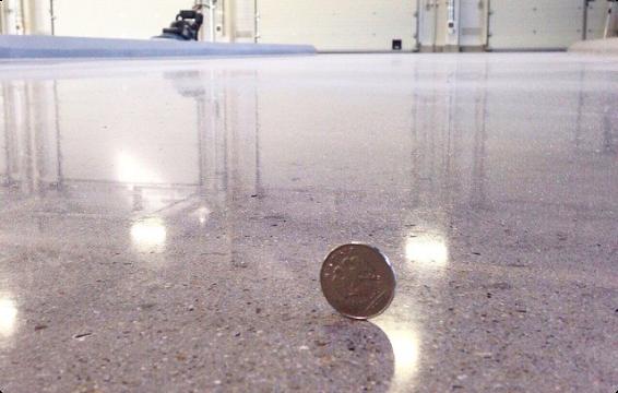 Усиление и обеспыливание бетона